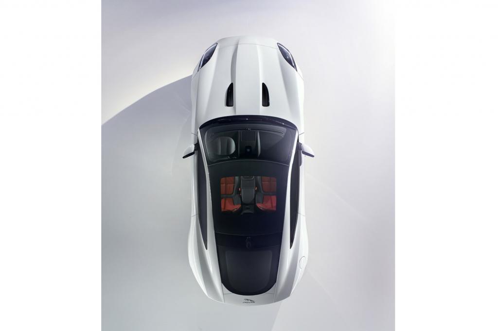 Von manchem sehnlichst erwartet wird die Coupé-Variante des vor sechs Monaten eingeführten Jaguar F-Type Cabrios