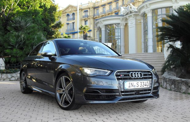 Vorläufig mit sportlicher Krone: Audi kündigt S3-Viertürer für Frühjahr an
