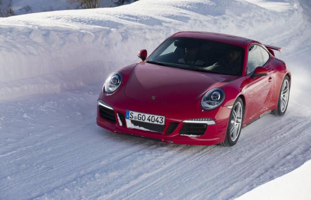 Vorm Winter werden noch viele 911er zugelassen