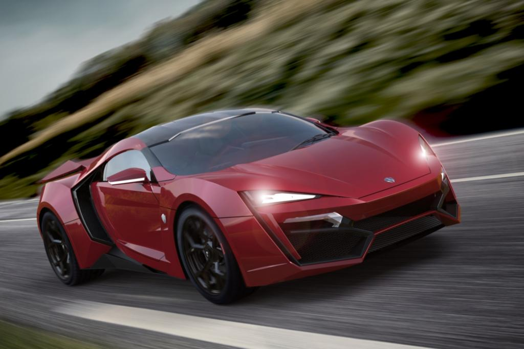 W-Motor Lykan Hypersport