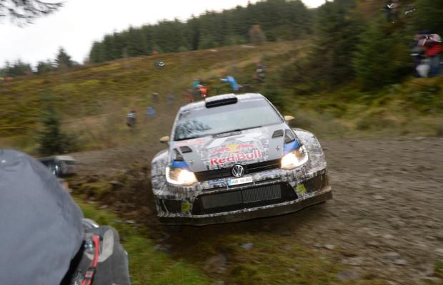 WRC Rallye Wales: Auf zur Schlammschlacht!