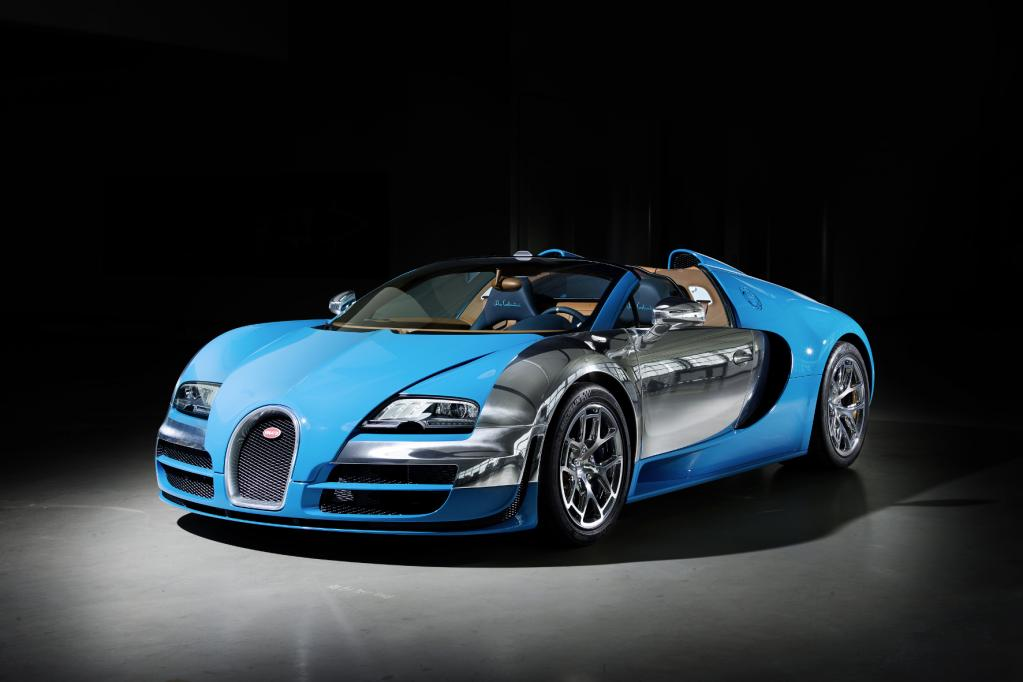 Weltpremiere für Bugatti-Legende ''Meo Costantini''