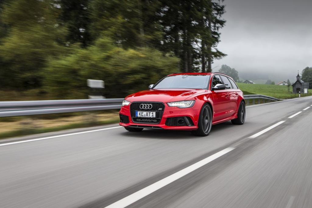 Wer mit einem optimierten Audi liebäugelt, mit dem Platzangebot des S3 jedoch nicht zufrieden ist, findet im Portfolio der Kemptener seit November auch den RS6 mit 515 kW/700 PS.