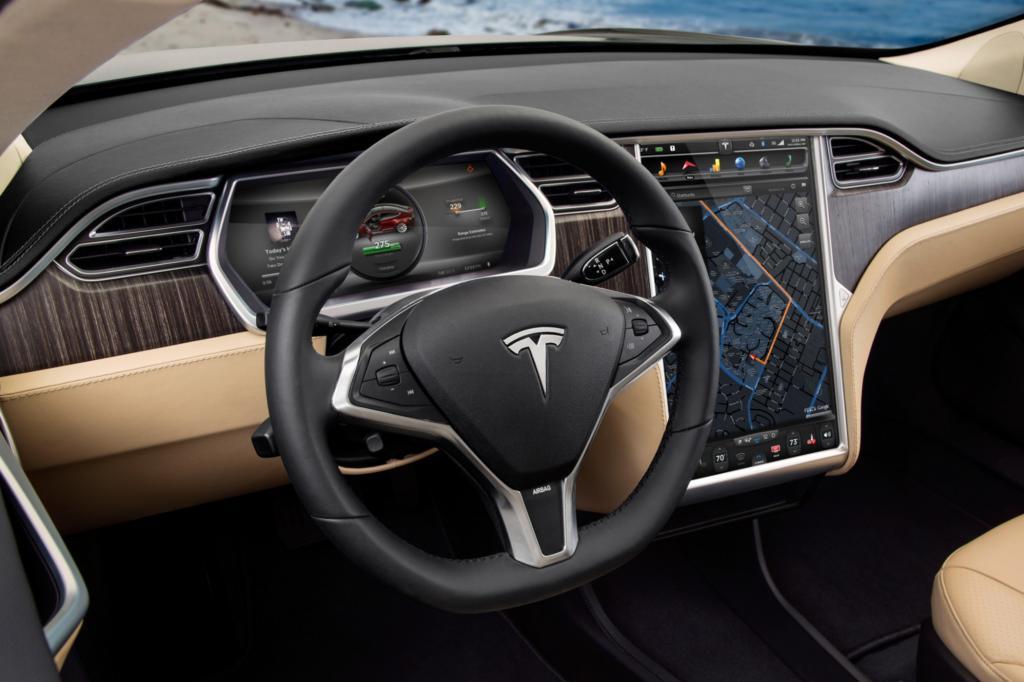 Wie nah diese Zukunft bereits ist, das zeigt die Elektro-Limousine Tesla S.