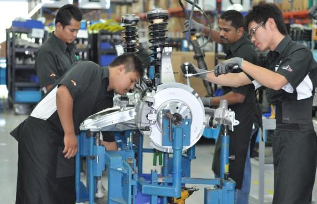 ZF produziert für BMW Pkw-Achsen in Malaysia