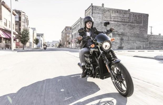 Zwei neue Harleys für den Großstadtdschungel