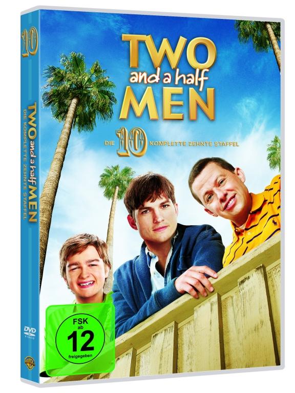 auto.de-Gewinnspiel: Warner Home Video DVD-Paket mit Two and a Half Men, Mike & Molly, The Mentalist und Supernatural