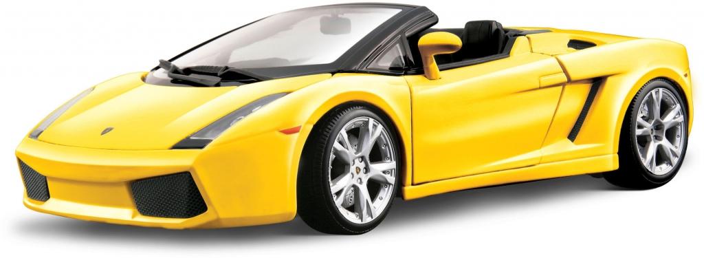 auto.de-Weihnachtsgewinnspiel: Bentley Continental Supersport und Lamborghini Gallardo Spyder - Traumautos von Bburago