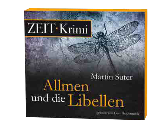 auto.de-Weihnachtsgewinnspiel: Die Box zur ZEIT Krimi-Edition - 10 Hörbuch-Bestseller