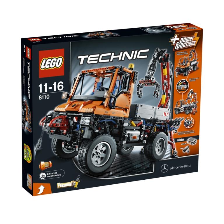 auto.de-Weihnachtsgewinnspiel: LEGO Technic – Groß, Stark, Unimog!