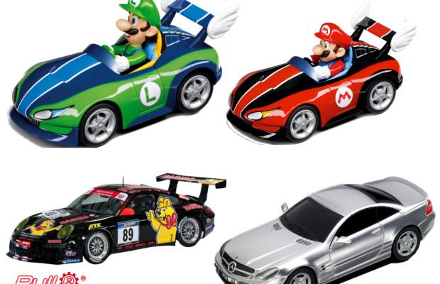 auto.de-Weihnachtsgewinnspiel: Rückzieh-Renner von Pull & Speed