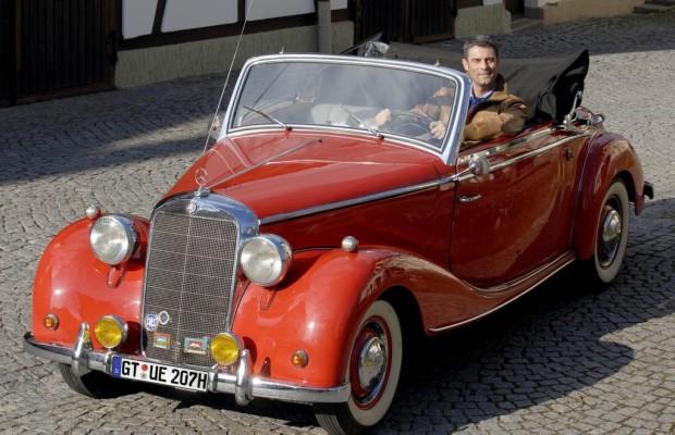 Oldtimer-Studie: Jedes siebte Auto ist ein Classic Car