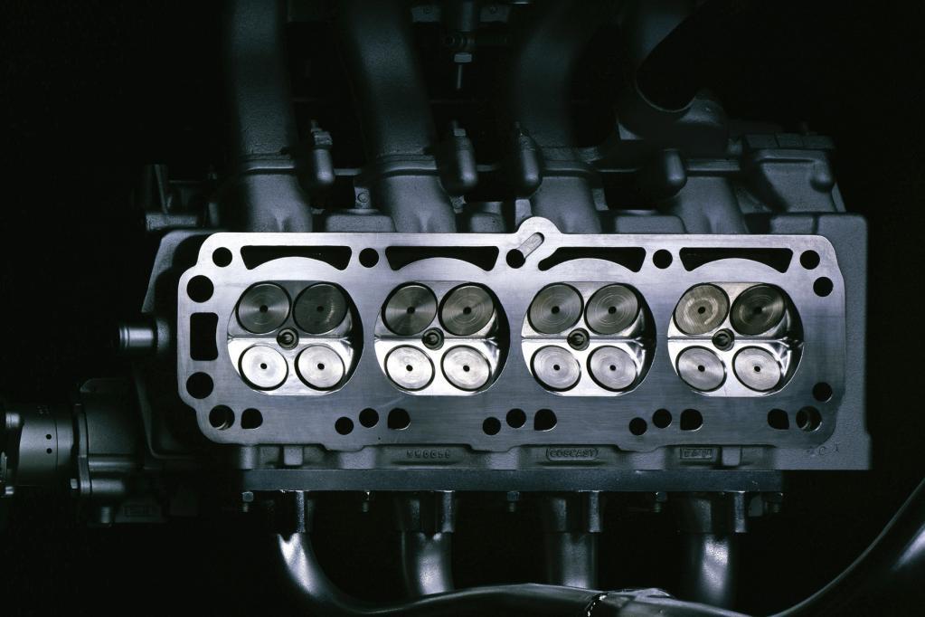 100 Jahre Vierventilmotoren bei Opel