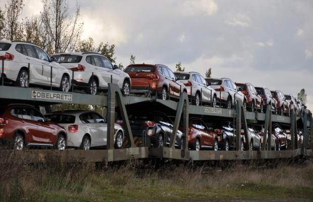 274 Millionen Tonnen Güter auf der Schiene