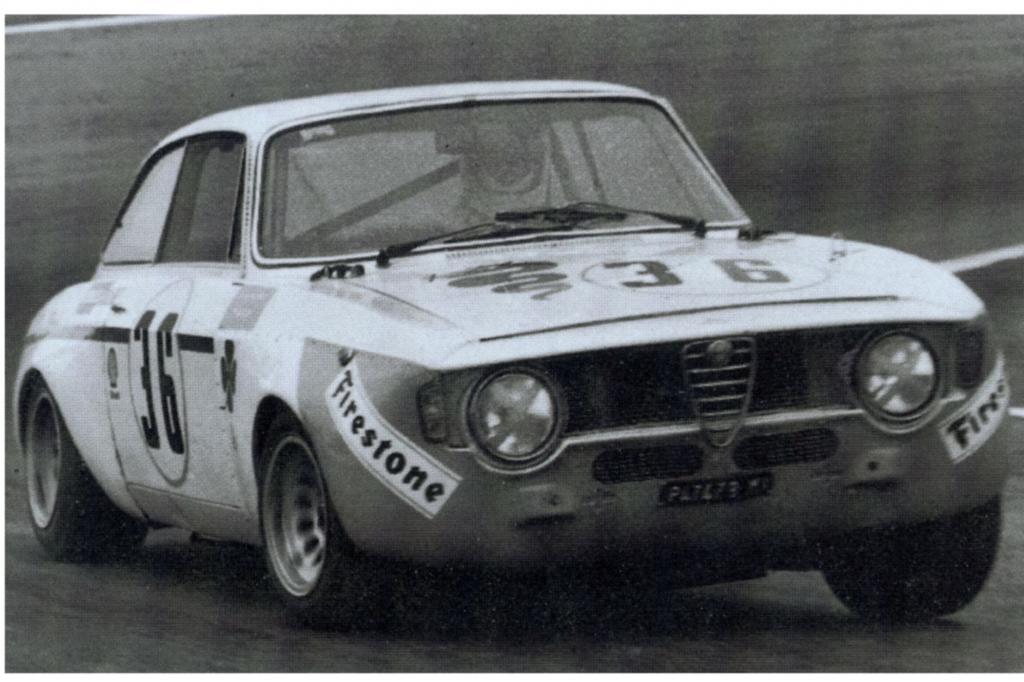 Alfa Romeo Giulia  Coupe 1300 GTA Junior Corsa im Motorsport ab 1968