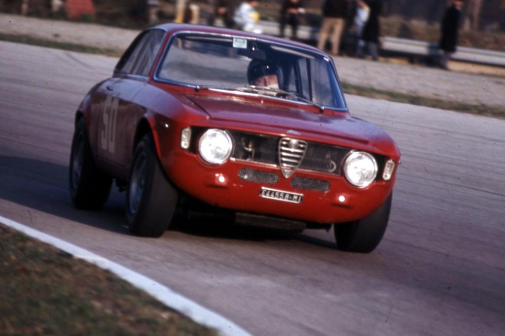 Alfa Romeo Giulia Coupe 1600 Sprint GTA im Motorsport ab 1965