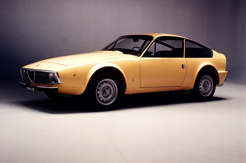 Alfa Romeo Giulia Coupe GT Junior Zagato