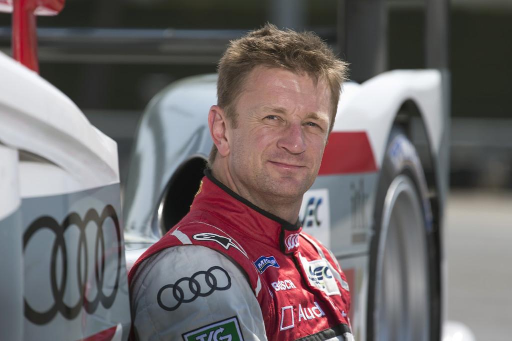 Allan McNish beendet LMP-Karriere