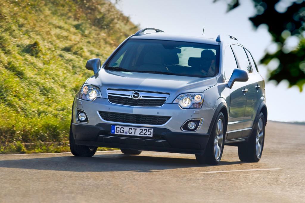 Auch Opel reagiert auf den steigenden Allrad-Trend und hat aktuell so viele 4x4-Offerten wie noch nie im Programm.
