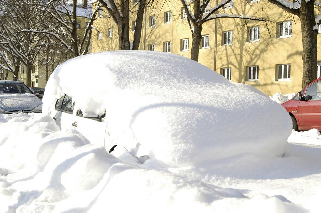 Auch mit Winterdiesel: Unter minus 22 Grad ist Schluss