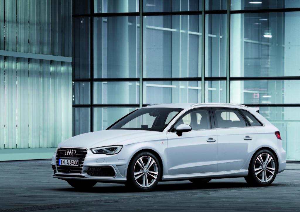 Audi A3 Sportback: Platz mit Stil
