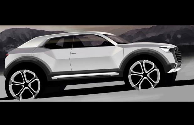 Audi: Neuer Kompakt-SUV Q1 ab 2016