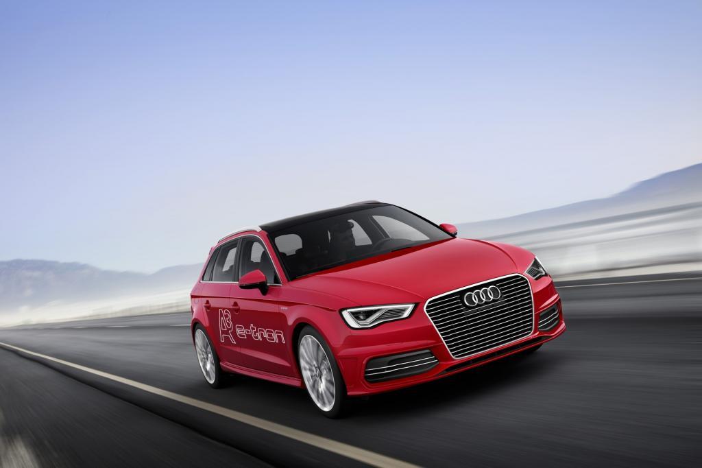 Audi setzt beim A3 auf Hybridtechnik