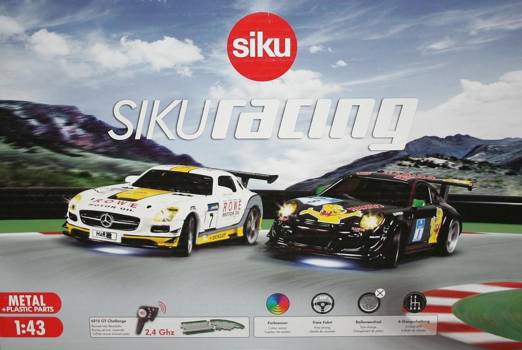 Ausprobiert – Siku Racing