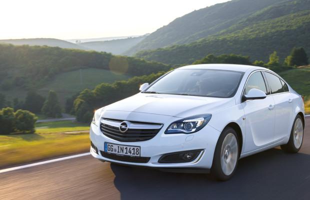 Auto im Alltag: Opel Insignia