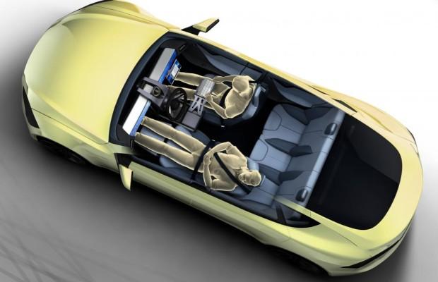 Autonomes Fahrzeug - Wenn der Fahrer hinterm Steuer die Augen schließt