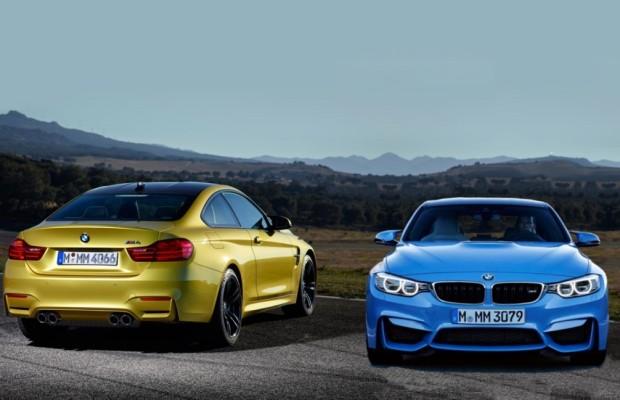 BMW M3 und M4 - Das doppelte Flottchen