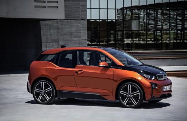 BMW i3 auf Platz 1 im Umweltranking