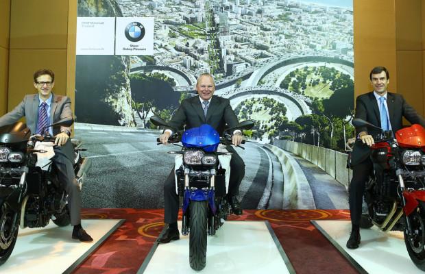 BMW montiert in Thailand jetzt auch Motorräder