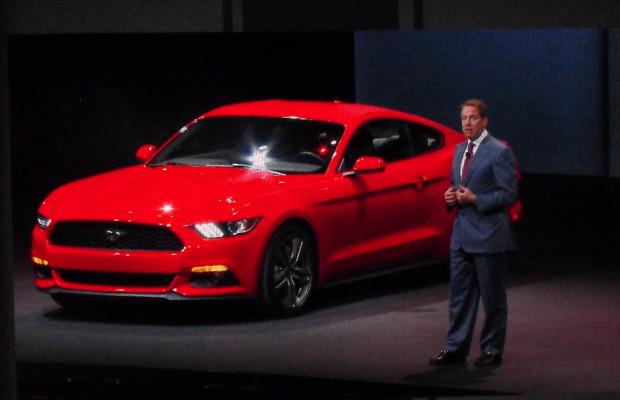 Bills Pony: Ford kündigt Mustang auch für Europa an / Start aber erst 2015