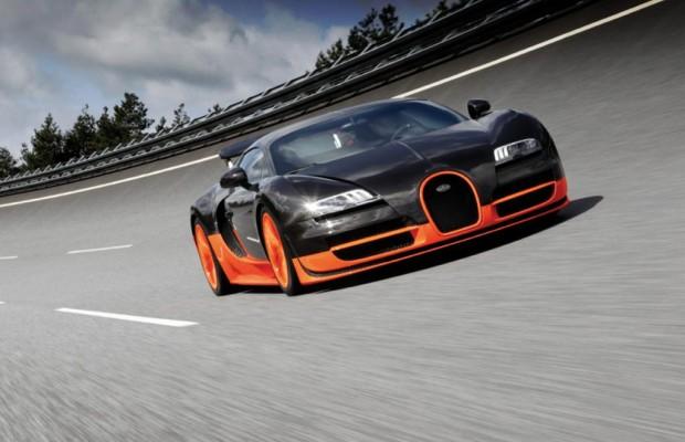 Bugatti Veyron ist bald ausverkauft