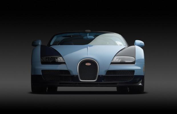 Bugatti verkauft 400. Veyron