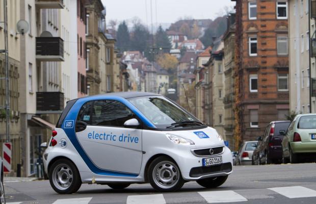 Car2go dehnt sich in Stuttgart aus