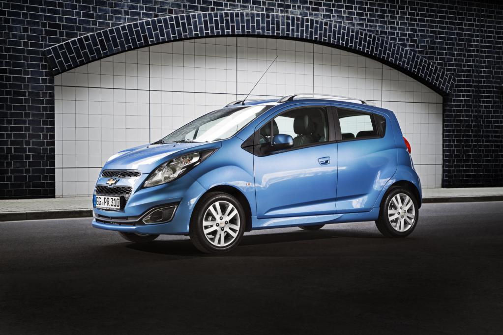 Chevrolet-Modellangebot: preiswert, familienfreundlich, sportlich