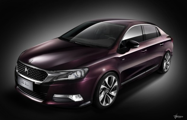 Citroen baut DS 5LS für China