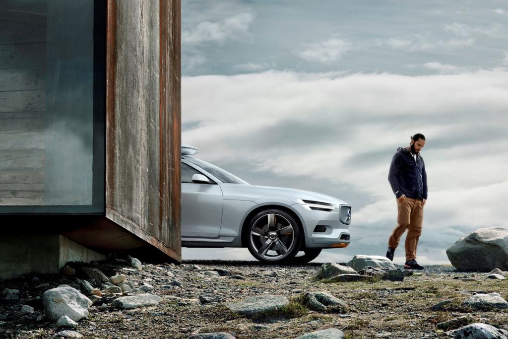 Das Design soll sich an künftigen Volvo-Modellen wiederfinden