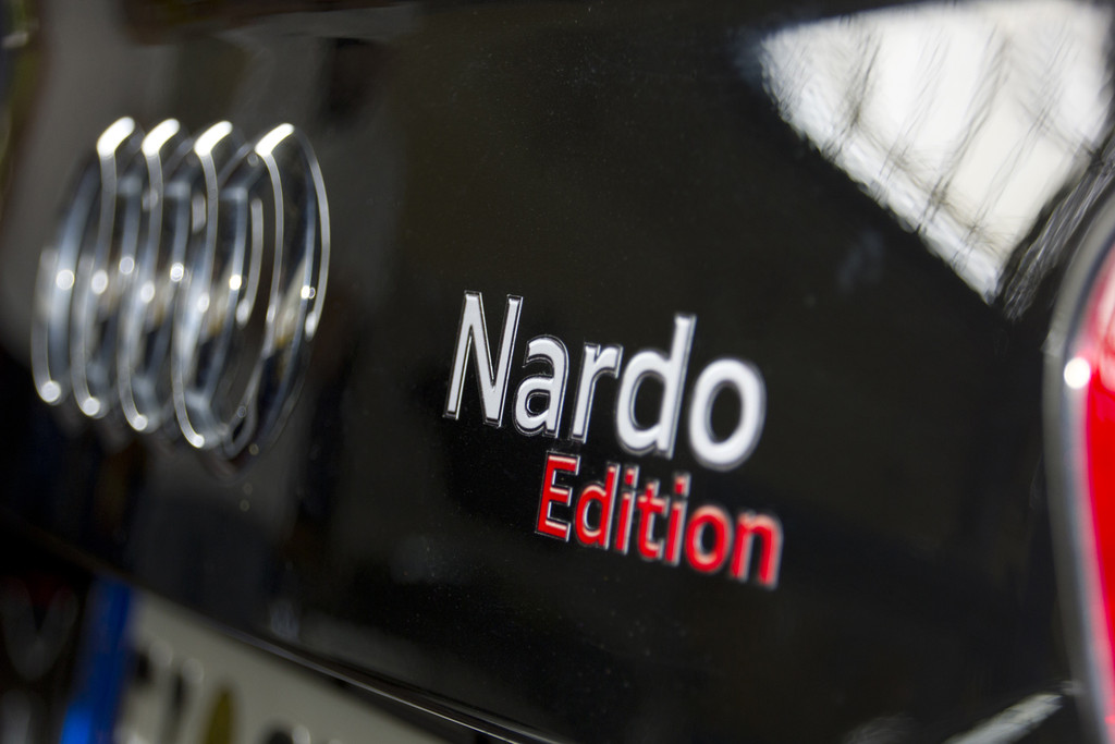 Der Audi A8 4.2 TDI mit 410 PS von MTM erreichte in Nardo 300 km/h.