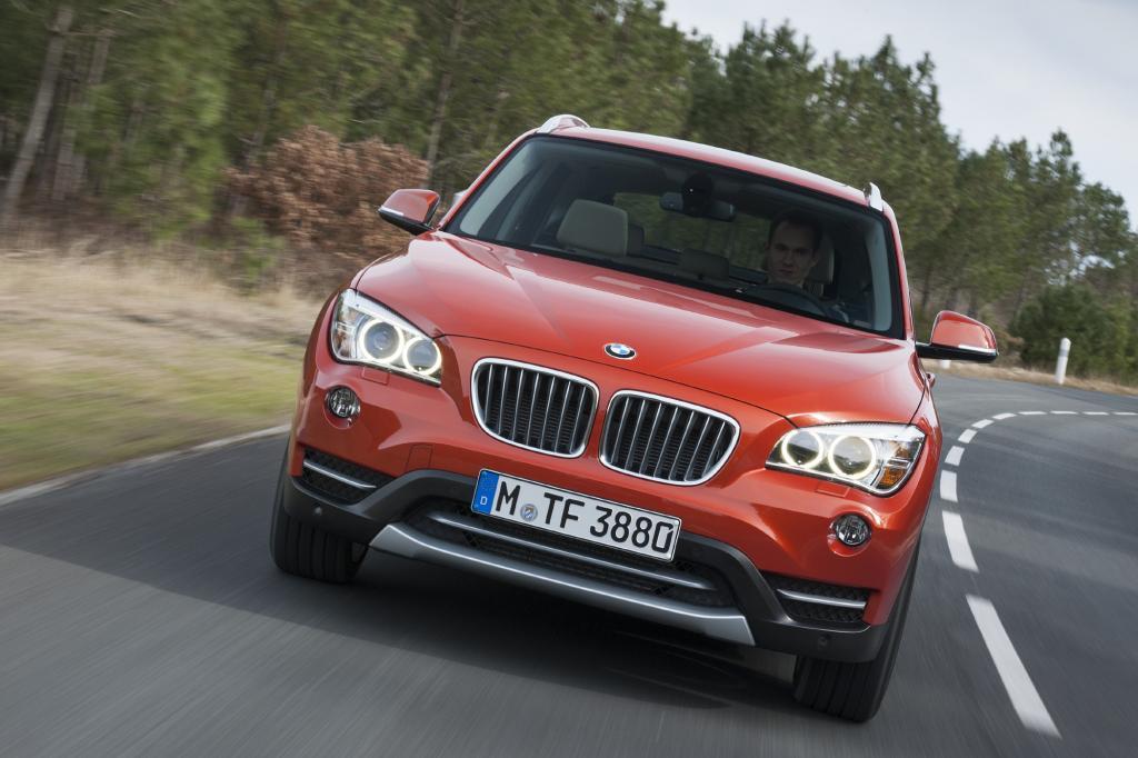 Der BMW X1 tut zwar nur so, als wäre er ein SUV, dafür fährt er in Sachen Qualität ganz vorne mit