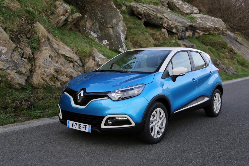 Der Captur steht quasi stellvertretend für eine ganze Reihe solcher Fahrzeuge wie Opel Mokka oder Peugeot 2008