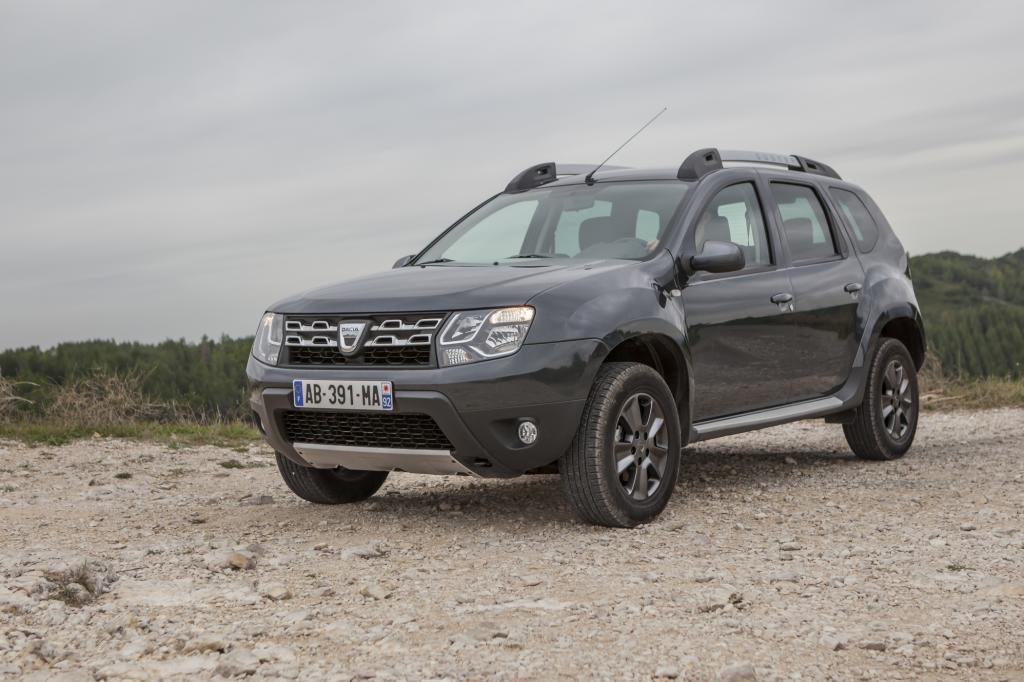 Der Dacia Duster ist sehr günstig - Foto © Dacia