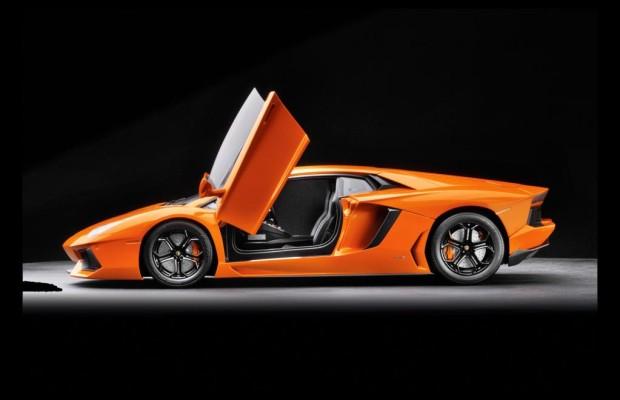 Der Modellauto-Oscar geht an den Lamborghini Aventador