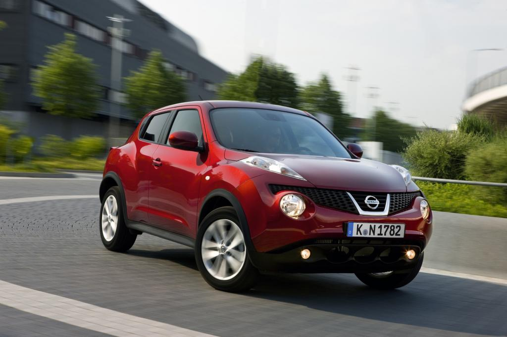 Der Nissan Juke zählt zu den Vorreitern des Mini-SUV-Trends