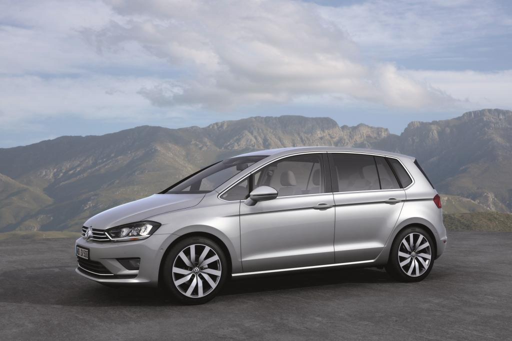 Der VW Golf Sportsvan kostet ab 19.625 Euro