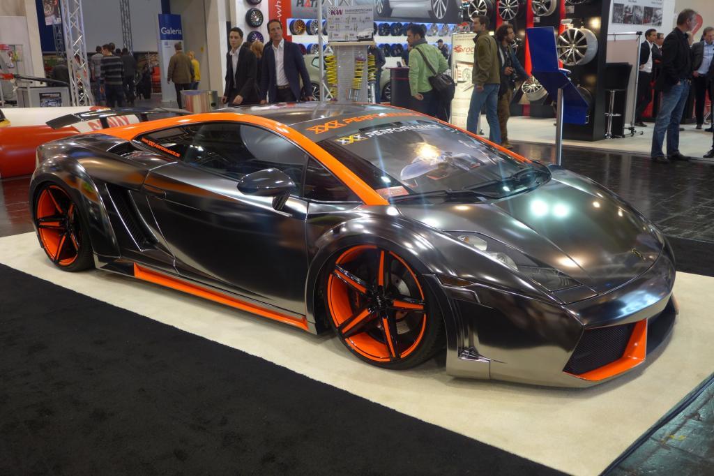 Der Wagen wird zunehmend zum Modeartikel.