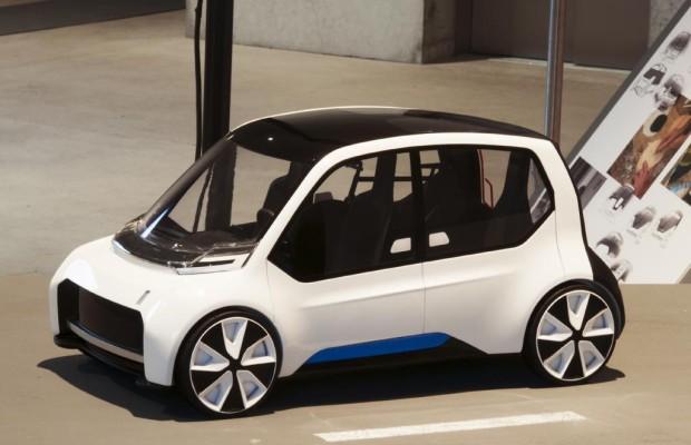 DesignStudio NRW zeigt E-Mobil und Mobilitätsumgebung der Zukunft