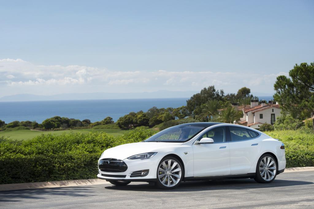 Die Batterie ist die mit Abstand größte und leistungsstärkste, die in automobilen Anwendungen zum Einsatz kommt